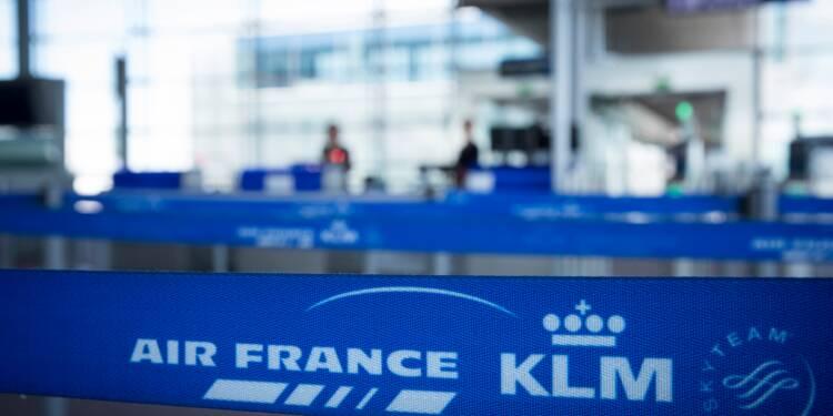 """Elaborer un projet stratégique: l'""""urgence"""" du nouveau patron d'Air France-KLM"""