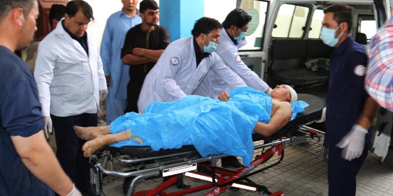 Afghanistan: 37 tués dans un attentat-suicide à Kaboul, calme précaire à Ghazni