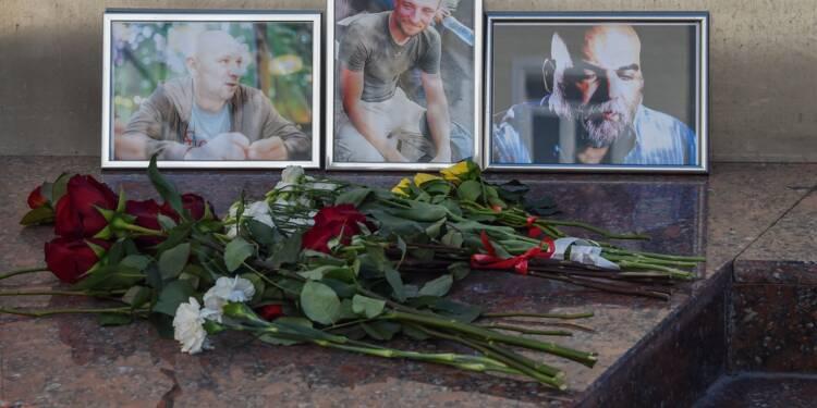 Les journalistes tués en Centrafrique cibles d'une embuscade, selon l'organisation de Khodorkovski