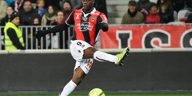 Ligue 1: Balotelli reste à Nice, fin du feuilleton de l'été