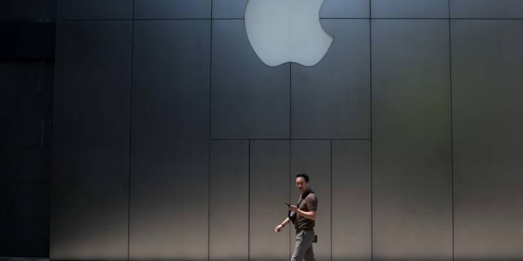 Chine: sous pression, Apple retire 25.000 applications de paris