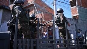 Brésil: 13 morts, dont deux soldats, dans des opérations des forces de sécurité à Rio