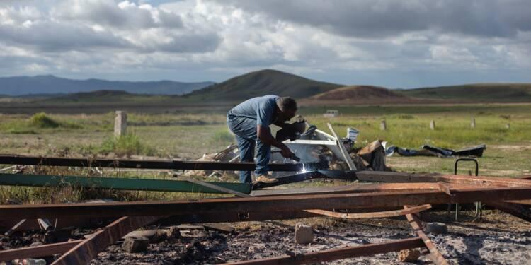 Réfugiés du Venezuela au Brésil: Pacaraima, un baril de poudre
