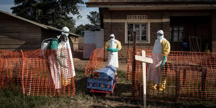 Ebola en RDC: 55 morts, le gouvernement décrète la gratuité des soins