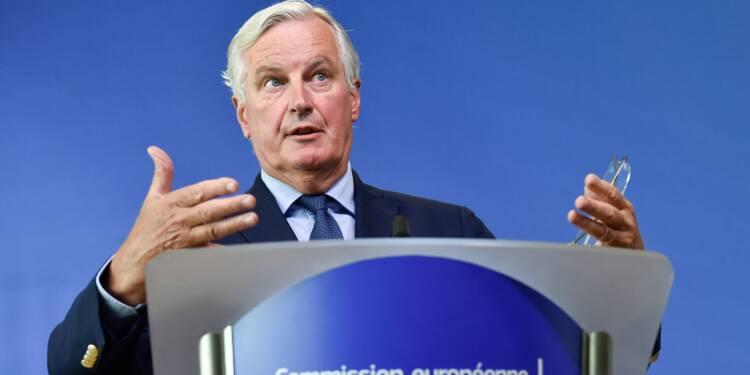 """Brexit: l'UE et le Royaume-Uni vont désormais négocier """"en continu"""""""