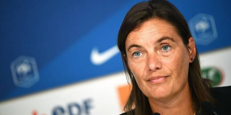 Foot: les Françaises tournées vers le Mondial-2019, l'esprit des Bleus en tête