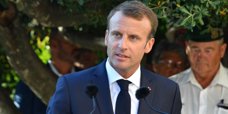 Les six défis de la rentrée d'Emmanuel Macron