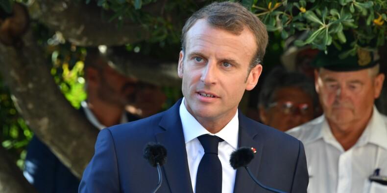 Macron plaide pour l'Europe lundi, coup d'envoi de sa campagne européenne