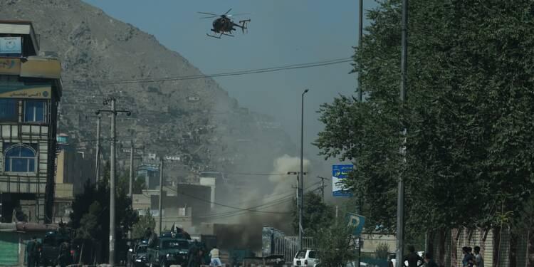 Afghanistan : fin de l'attaque de Kaboul, revendiquée par l'Etat islamique