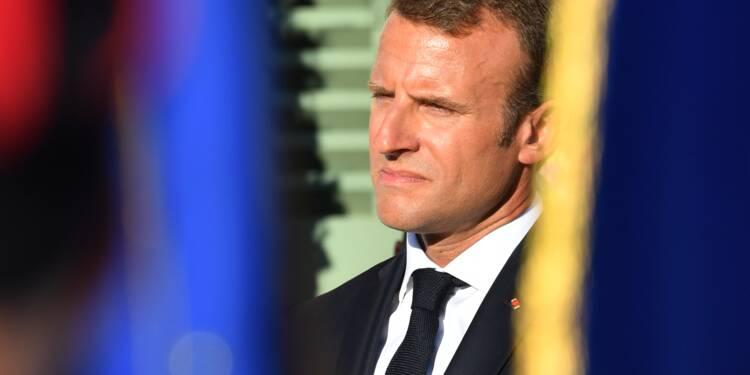 Macron maintient son cap avec une pléiade de réformes