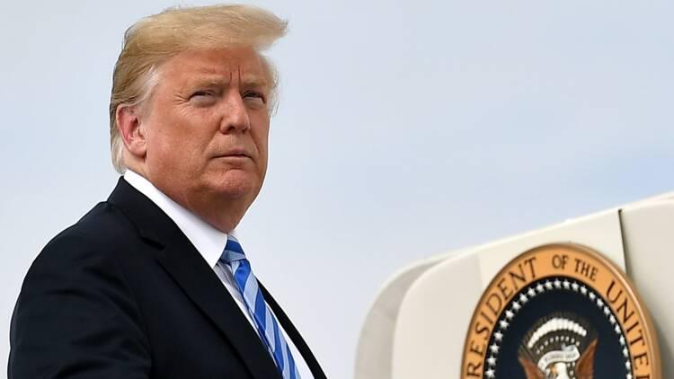 En cas de destitution, Trump prédit l'effondrement des marchés