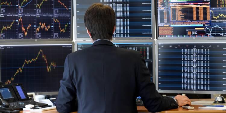 La Bourse de Paris finit en petite hausse