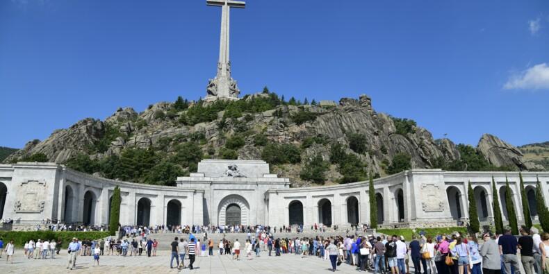 Espagne: la famille Franco s'occupera du corps du dictateur espagnol s'il est exhumé