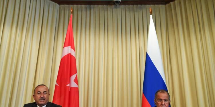 """La Turquie met en garde Moscou contre une """"catastrophe"""" à Idleb"""