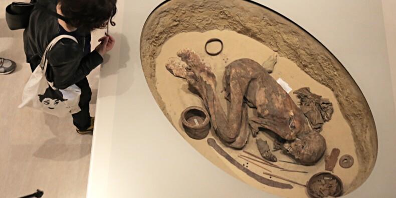 La momification, un procédé plus ancien qu'on ne le pensait