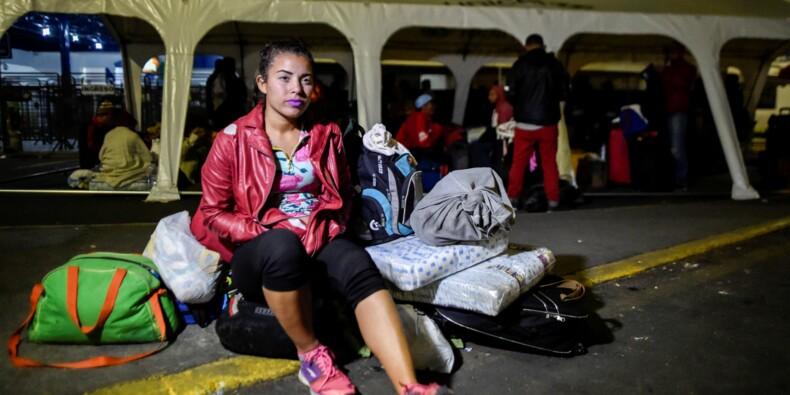 Mariangela fuit la faim au Venezuela avec un bébé dans le ventre