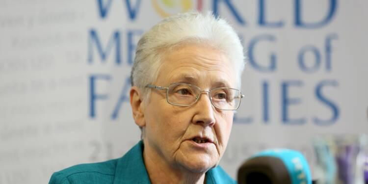 """Abus: une victime irlandaise exhorte le pape à se débarrasser des """"pommes pourries"""""""