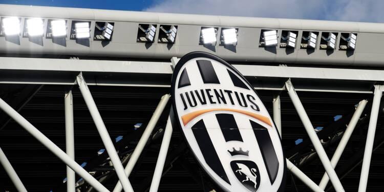 La Juventus bondit en Bourse avant de se replier