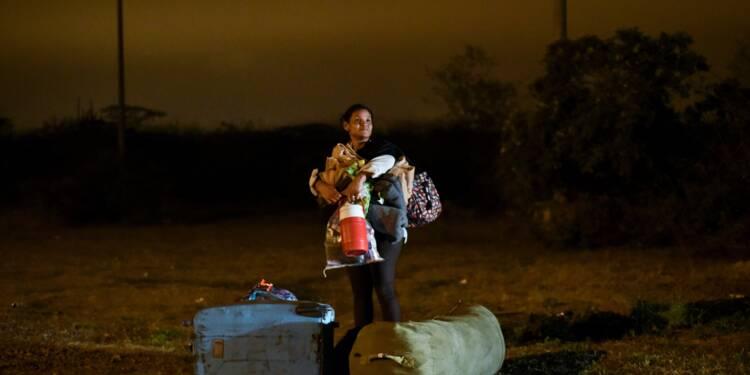 Migrants vénézuéliens: Maduro minimise la crise, le Brésil mobilise son armée