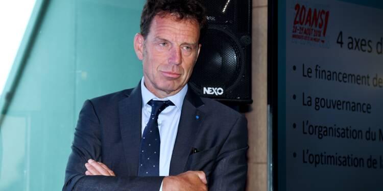 Roux de Bézieux veut une réduction de la dépense publique en France