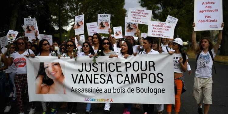 Prostituée trans tuée au Bois de Boulogne: 5 suspects mis en examen et écroués