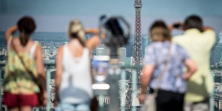 Paris IDF: toujours plus de touristes, même si l'essor des visiteurs asiatiques marque le pas