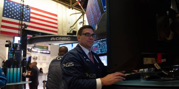 Wall Street termine sur de nouveaux records