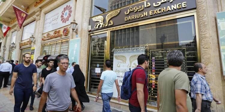 """Sanctions américaines: """"le temps presse"""" pour la population alerte Téhéran"""