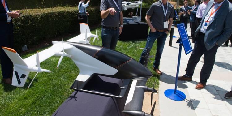 Bientôt des voitures volantes? Le Japon y croit