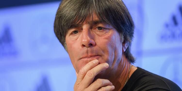 Löw nie tout racisme en équipe d'Allemagne