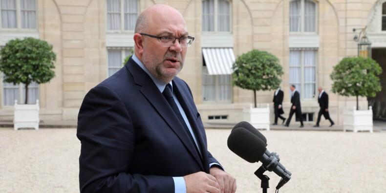 Stéphane Travert présente le plan d'action du gouvernement pour le bien-être animal