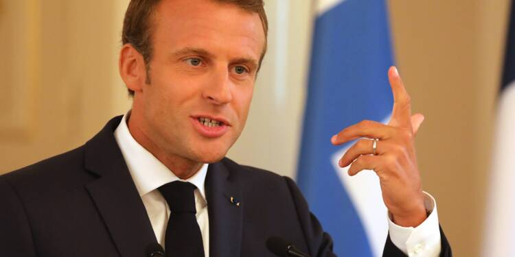 """""""Gaulois réfractaire au changement"""": une nouvelle pique de Macron fait polémique"""