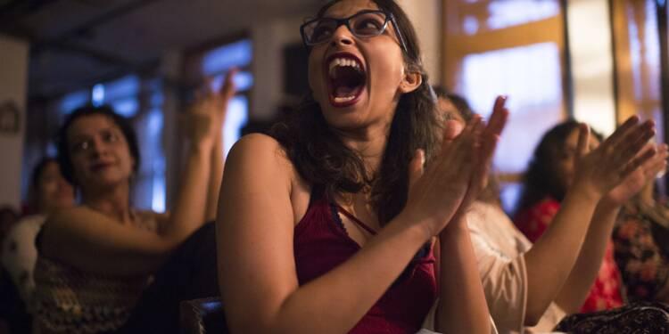 Des spectacles par les femmes, pour les femmes: une bulle de liberté en Inde