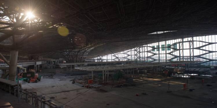 Le futur aéroport géant de Pékin ouvrira bien en 2019
