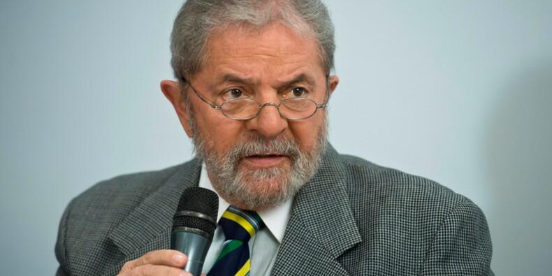 Lula mis hors-jeu de la présidentielle au Brésil
