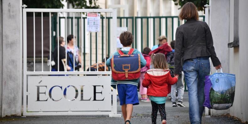 Lundi, c'est la rentrée des classes pour plus de 12 millions d'élèves