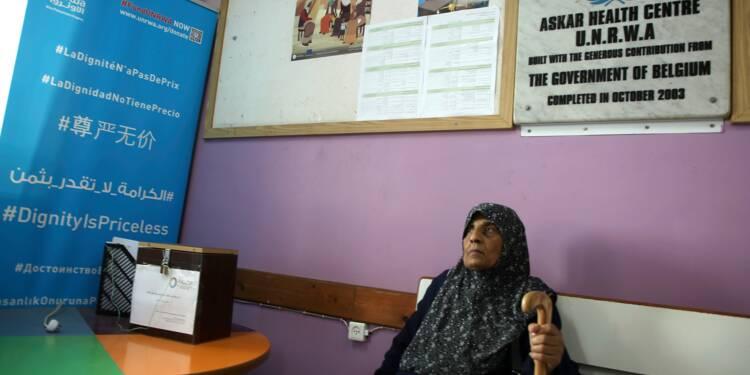 Colère et désarroi chez les Palestiniens après la fin des financements américains