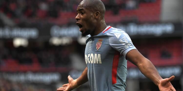 Monaco-Marseille: les champions du monde Sidibé et Thauvin sur le banc