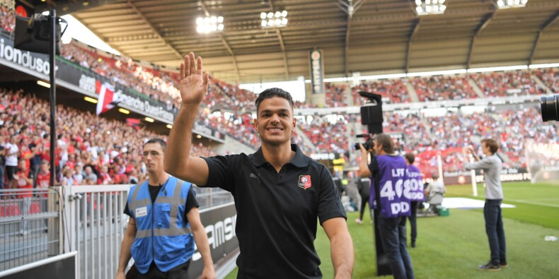 Ligue 1: devant Ben Arfa, Rennes domine un Bordeaux éventé