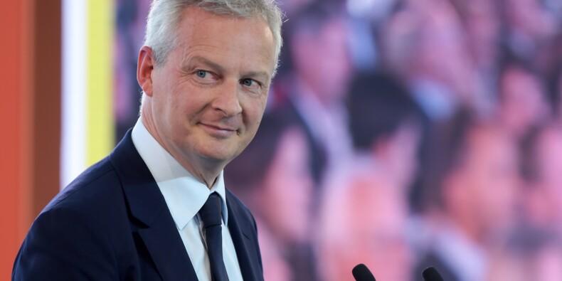 """Si les """"garanties techniques sont réunies"""", pas de raison de repousser l'impôt à la source (Le Maire)"""