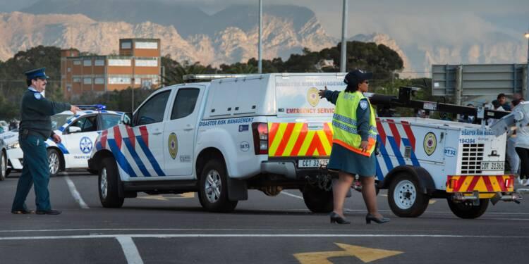 Afrique du Sud: 8 morts dans une explosion dans une usine de munitions (responsable)