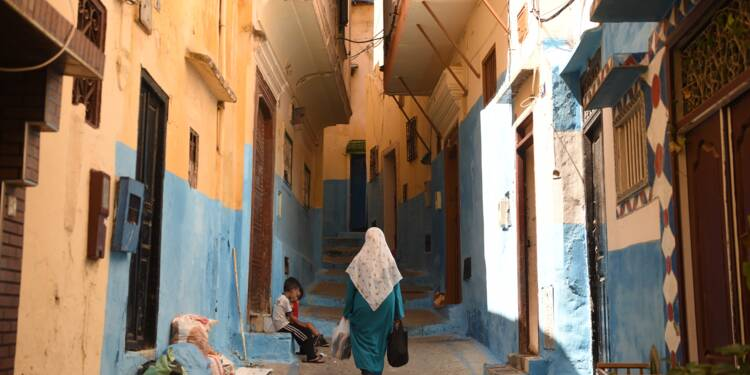 """Maroc: """"Tanger la blanche"""" redessinée par la reconversion de son port"""