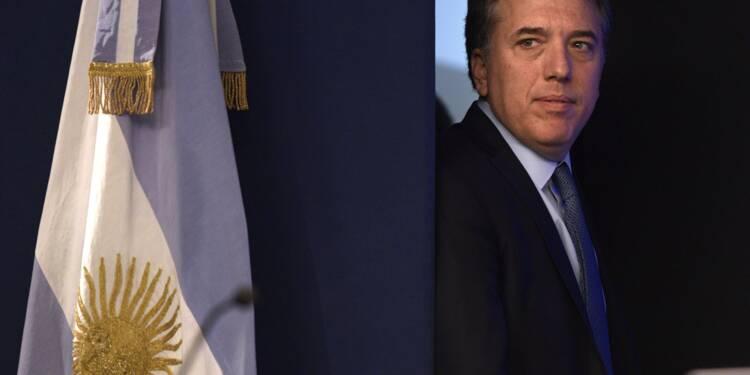 """Argentine: des """"progrès"""" dans les discussions avec le FMI"""