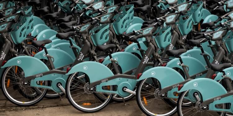 Vélib': Smovengo promet désormais un service complet début 2019
