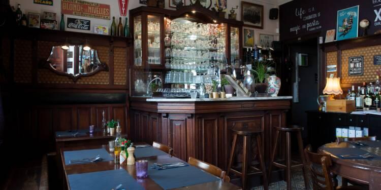 En Belgique, les intérieurs de cafés érigés en témoins de l'histoire