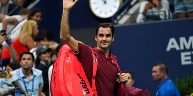 US Open: désillusion majuscule pour Federer, battu par le 55e mondial en 8es de finale