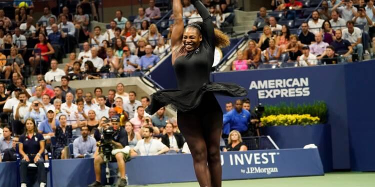 US Open - Serena à deux marches d'un 24e sacre