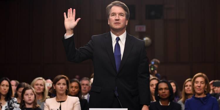 Les démocrates assaillent le candidat de Trump à la Cour suprême