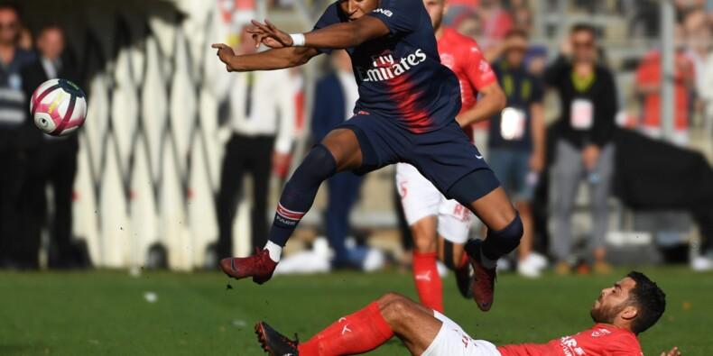Ligue 1: Mbappé, suspendu trois matches, devra retenir la leçon