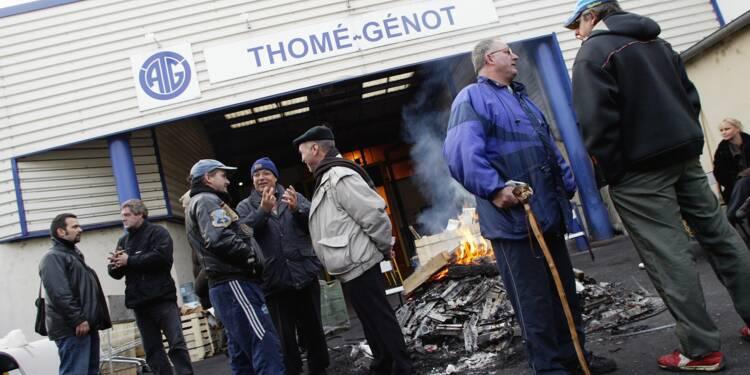 Ardennes : prison ferme pour les deux patrons américains de Thomé-Génot